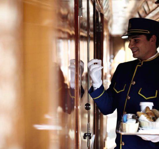 Belmond Orient Express Butler