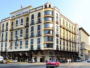 Best of Cuba Itinerary. Hotel Parque Central, Havana, Cuba