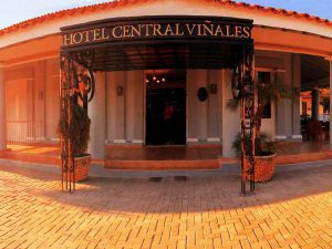 Best of Cuba Itinerary. Hotel Central Vinales, Vinales Valley, Cuba