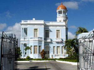 Best of Cuba Itinerary. Hotel Palacio Azul, Cienfuegos, Cuba