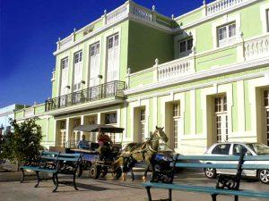 Best of Cuba Itinerary. Hotel Iberostar Trinidad, Cuba