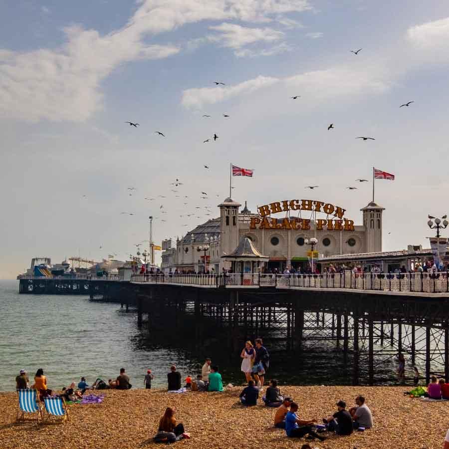 UK Holidays. Staycation boom
