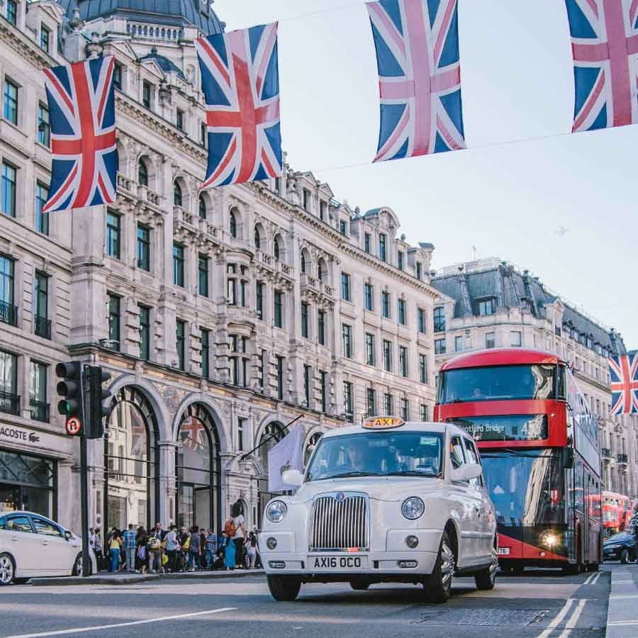 Holidays in UK, Countries, England