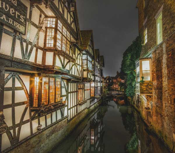 Canterbury, England. Essential Information for visitors and holiday makers
