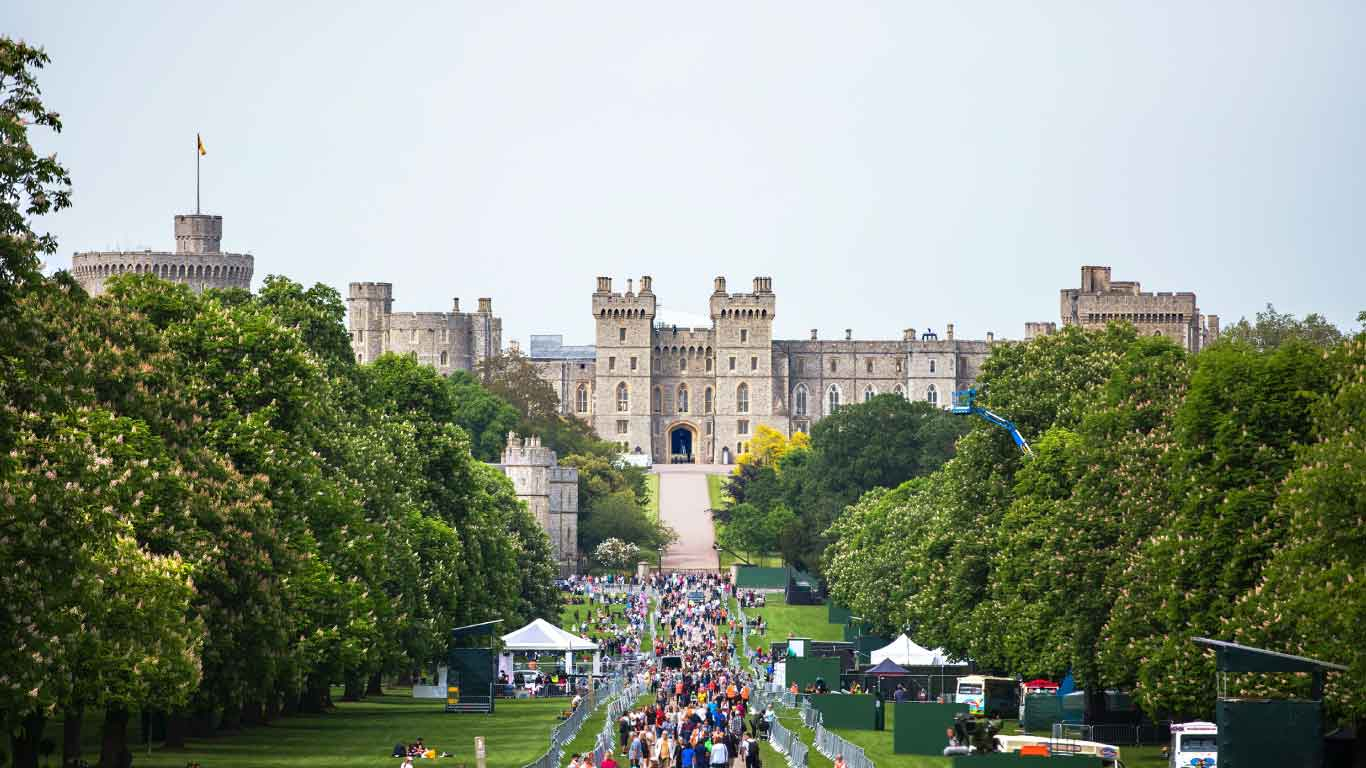 Windsor, England. Essential Information for visitors and holiday makers