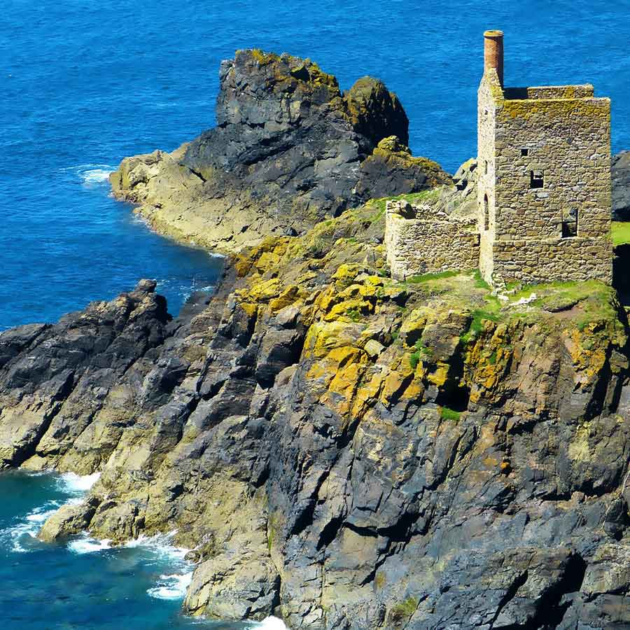Cornwall, England. Essential Information for visitors and holiday makers