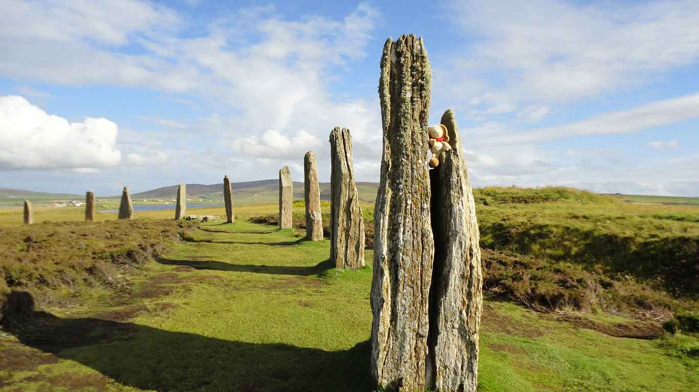 The Heart of Neolithic Orkney is a UNESCO World Heritage