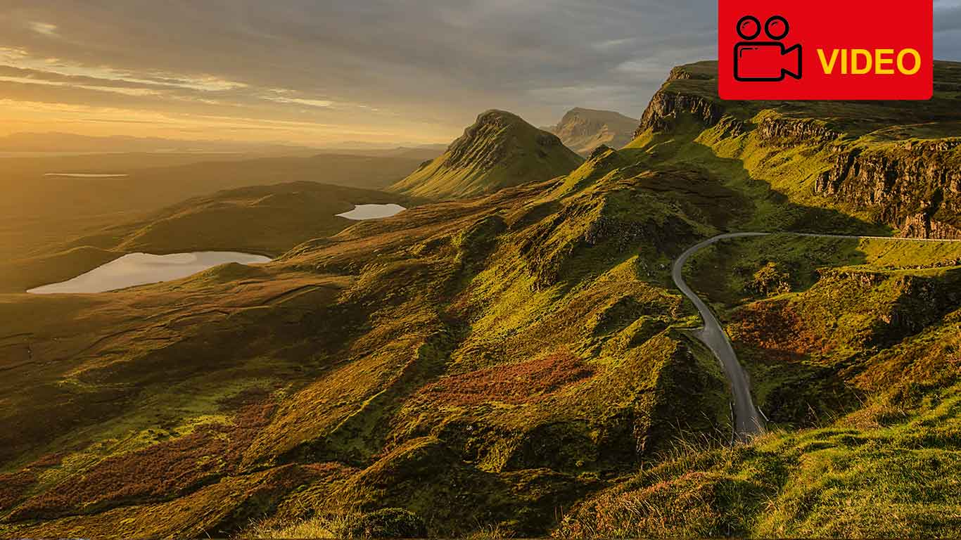 Visit Scotland promo video