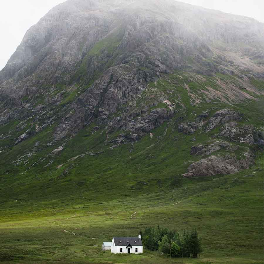 Holidays in Scotland. Scotish Highlands holidays and travel information