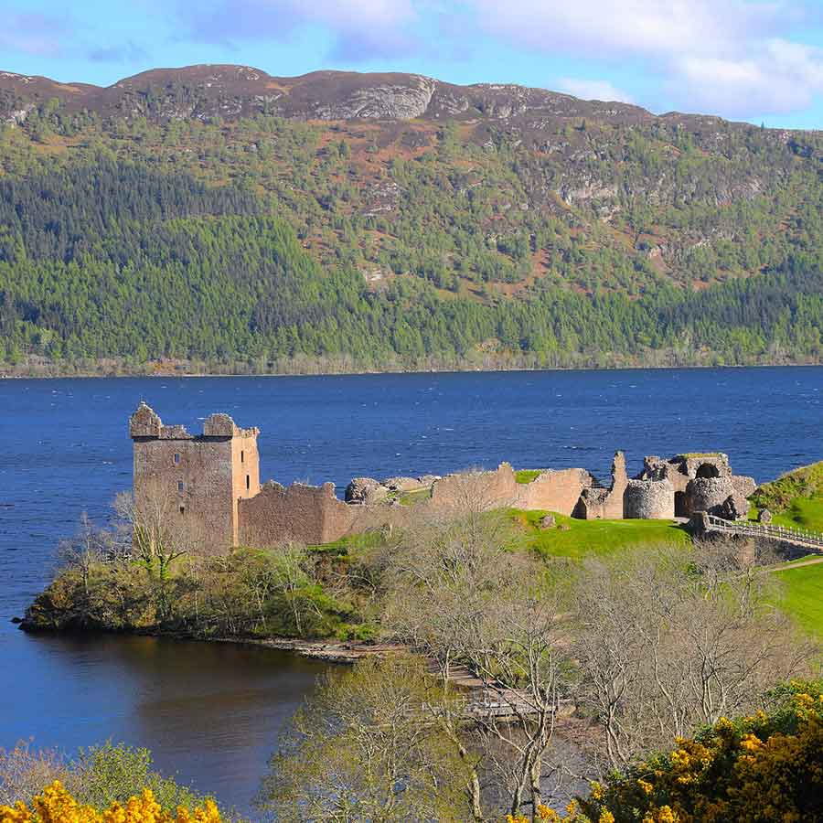 Best of the Scotish Highlands. Inverness