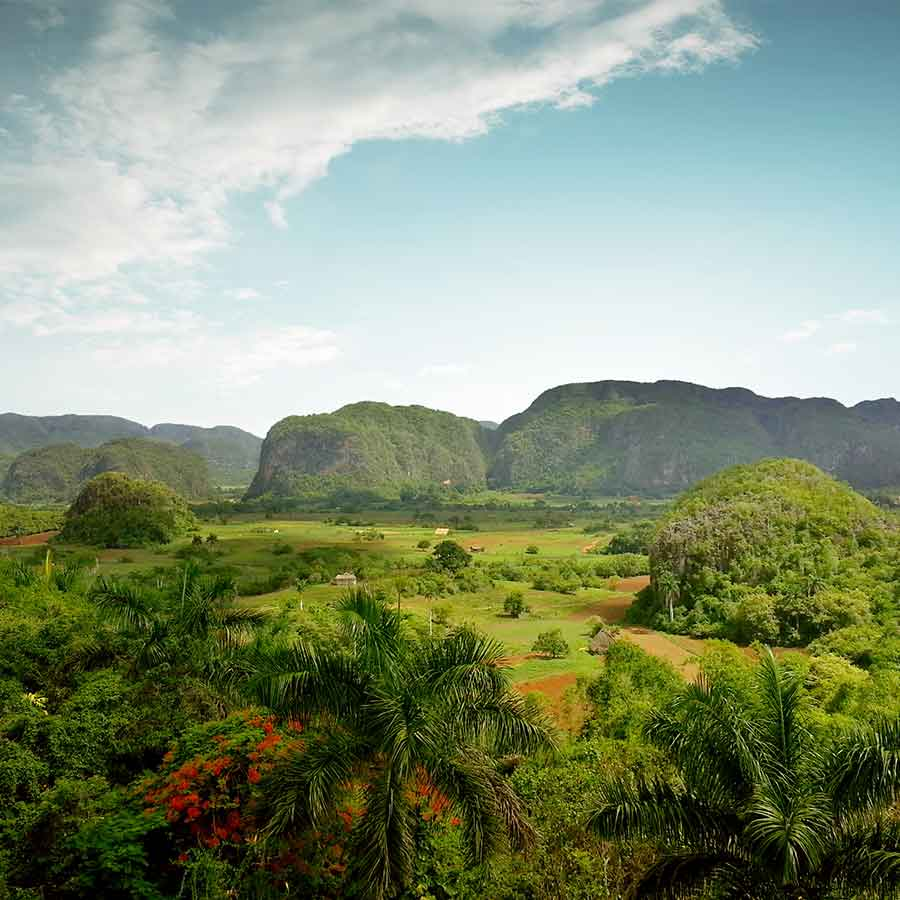 The Valley of Vinales, Pinar del Rio, Cuba. Holiday destinations guide.