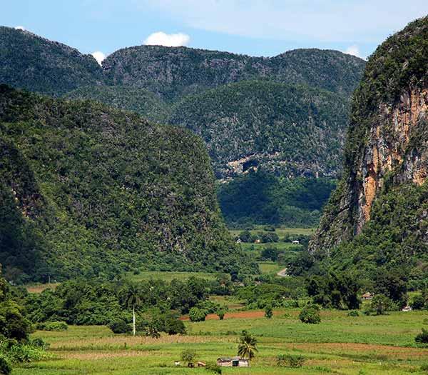 The Valley of Vinales, Pinar del Rio, Cuba. Holiday destinations guide.