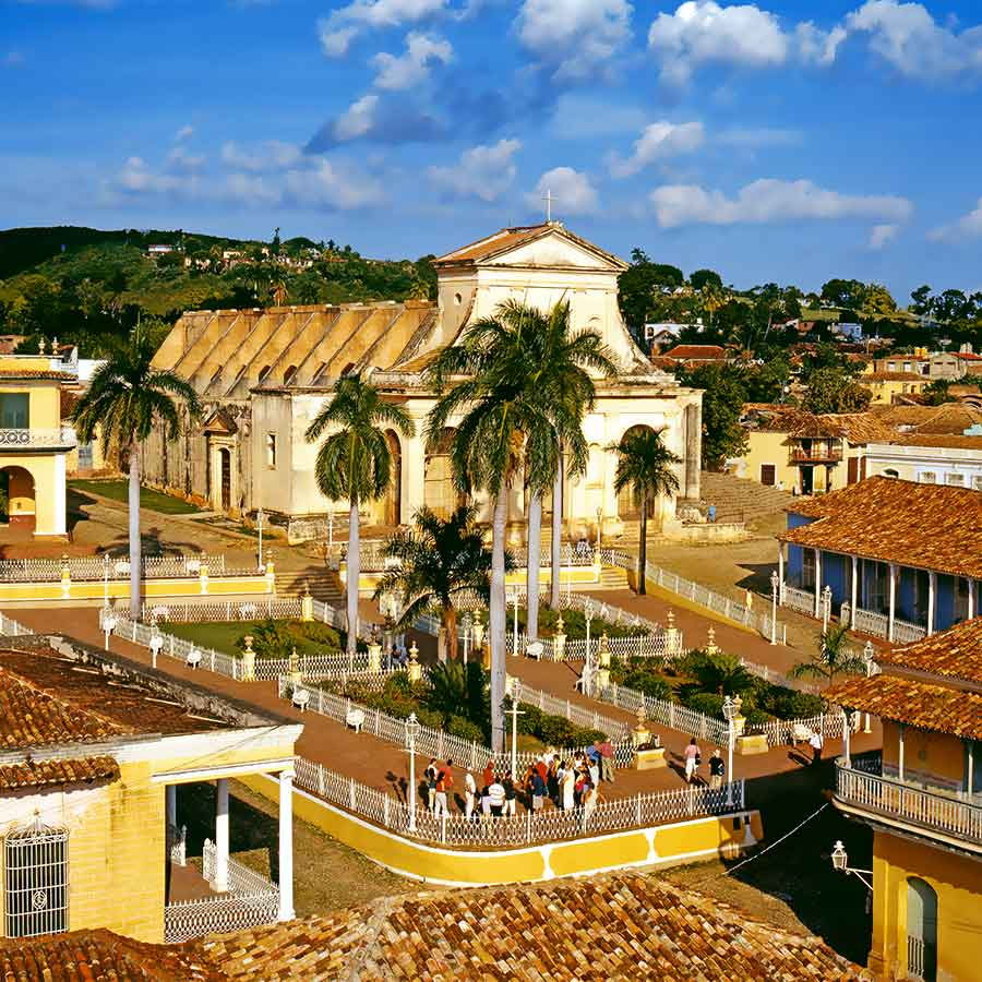Trinidad, Cuba. Holidays and destination guide for visitors to Trinidad.