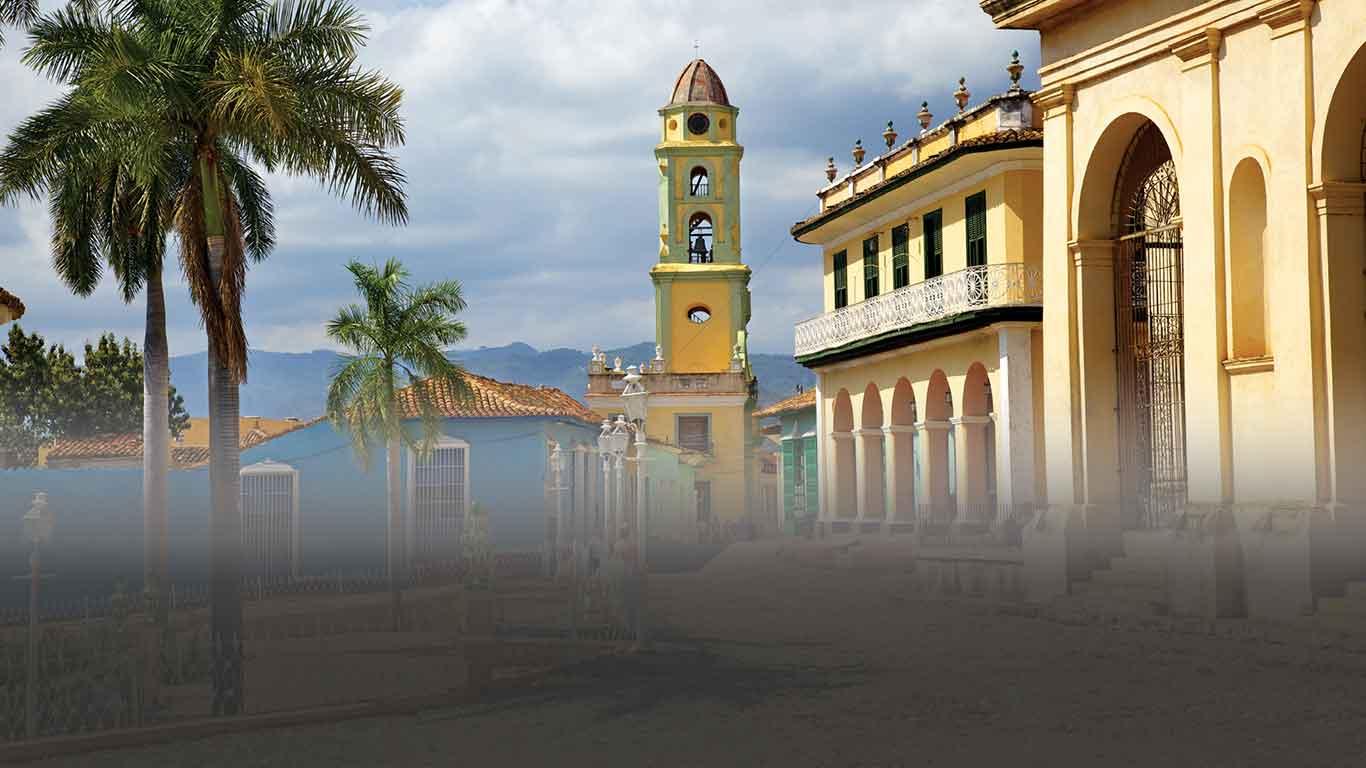 Video of Trinidad in Cuba