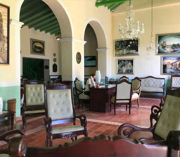 Hotel E La Calesa, Trinidad, Cuba
