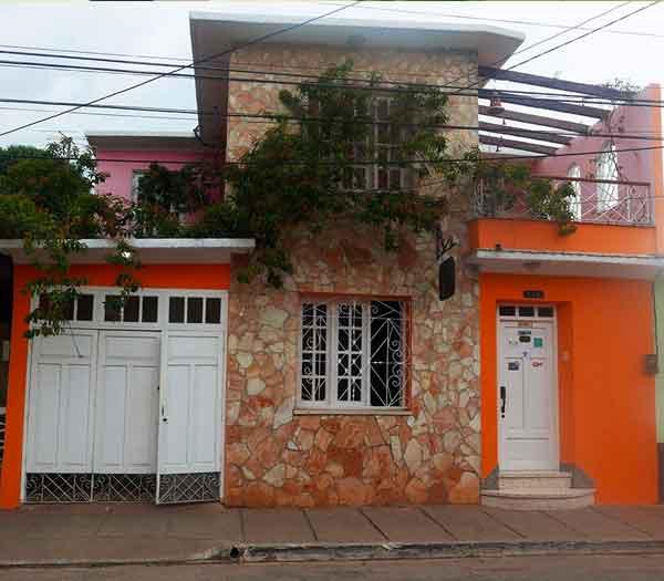 Casa Particular Osmary Alberto. Trinidad, Cuba