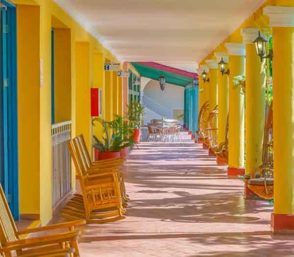 Hotel Memories Trinidad del Mar. Trinidad, Cuba