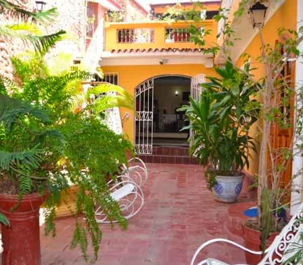 Casa Particular Vivian y Pablo. Trinidad, Cuba