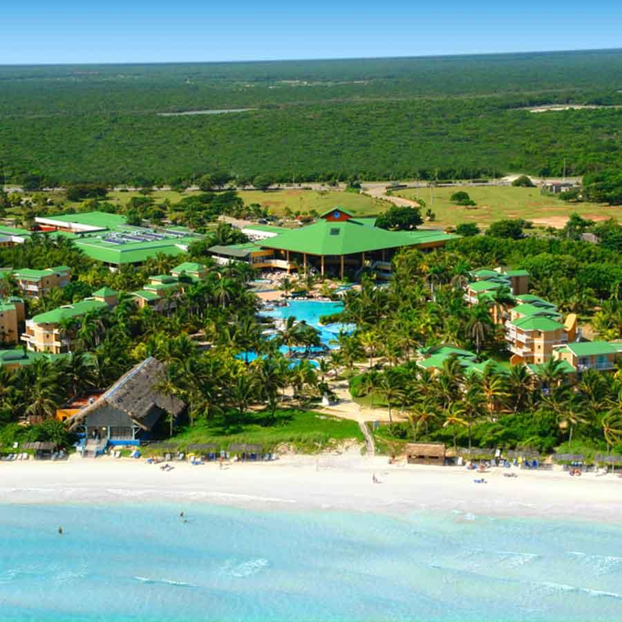 Cayo Coco Hotels, Cuba. Tryp Cayo Coco