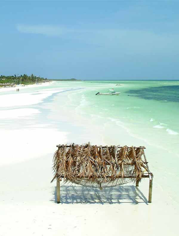Cayo Guillermo, Cuba. View of the Beach