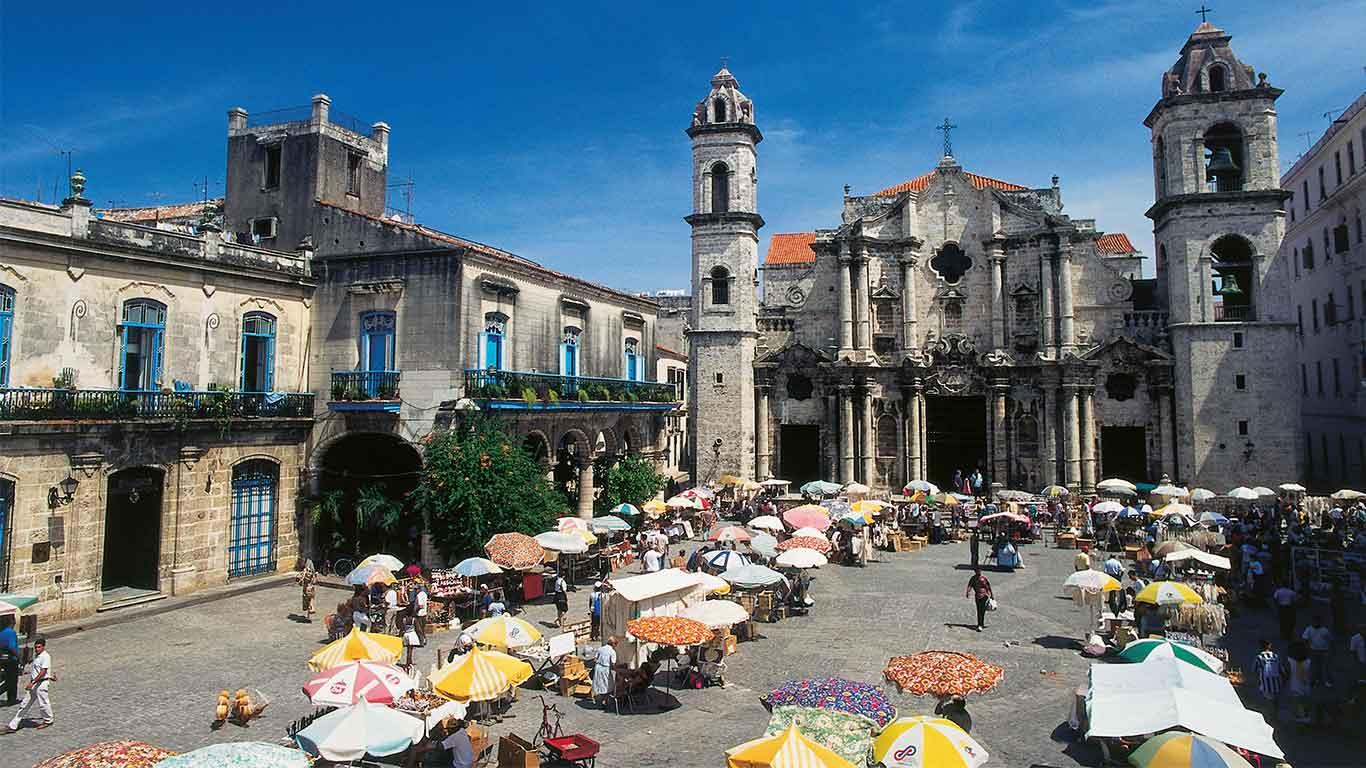Havana on my mind. By our Cuba Expert Amanda. Plaza de la Catedral, Old Havana (Cuba)