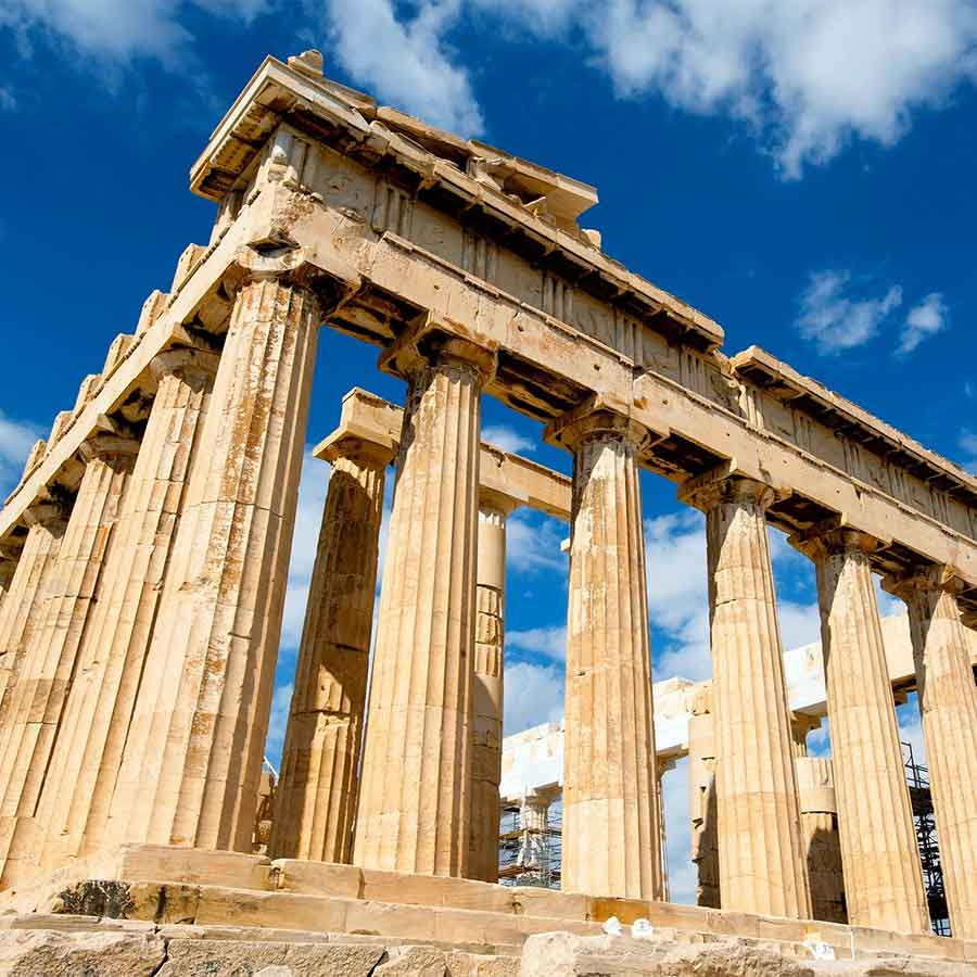 Greece Destination Guides. Greek History and Culture