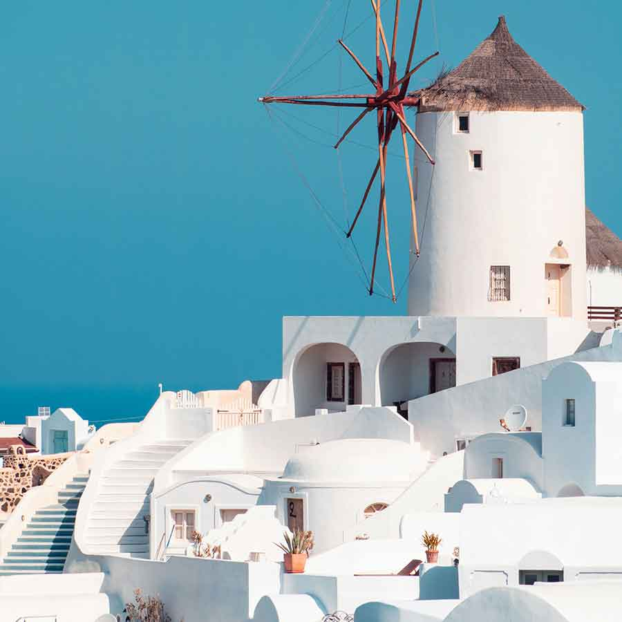 Holidays in Greece. Greece Destination Guide, Cyclades Islands