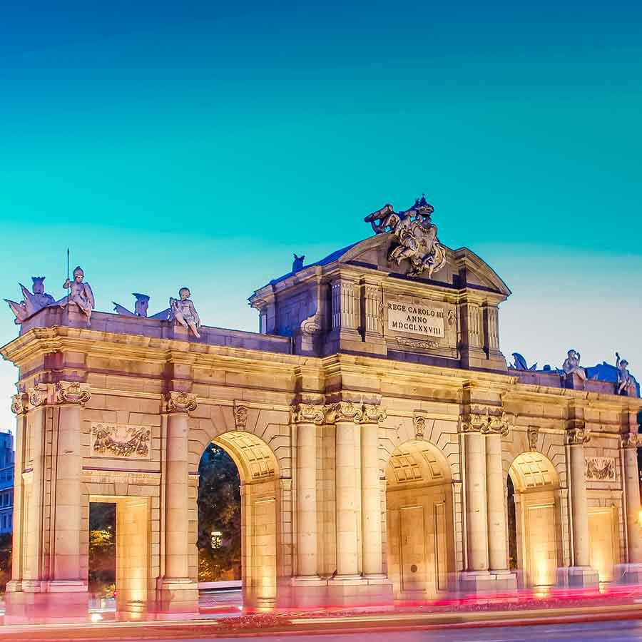 Madrid, España. Vacaciones a medida y paquetes, guía de viaje, consejos de destino