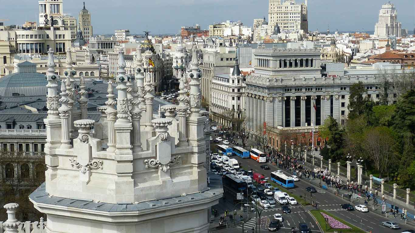 Madrid is ideal if you are looking for a holiday full of culture and discovering the most authentic traditions of Spain