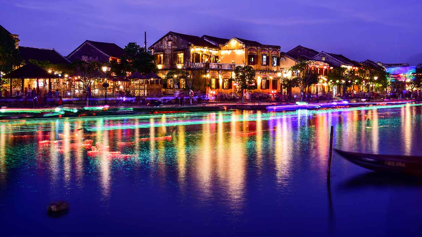 Hoi An. Holidays in Vietnam