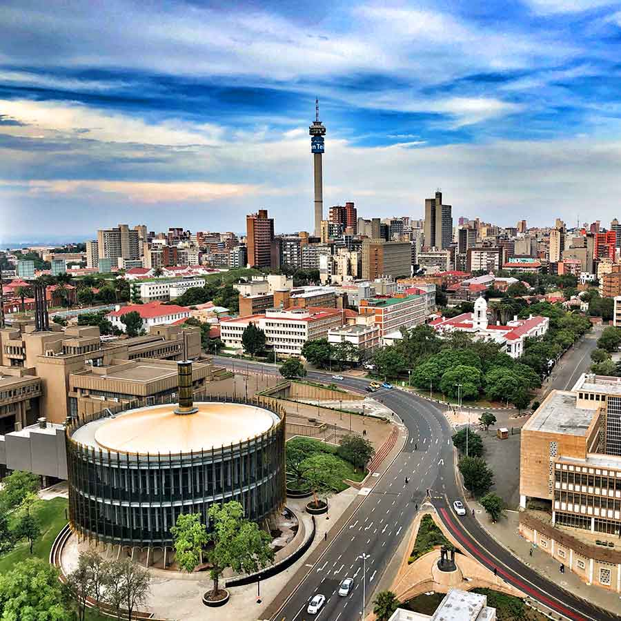 Johannesburg city guide