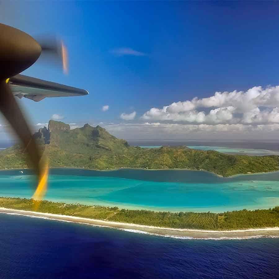 Holidays in French Polynesia. Tahiti, Bora Bora, Moorea and more