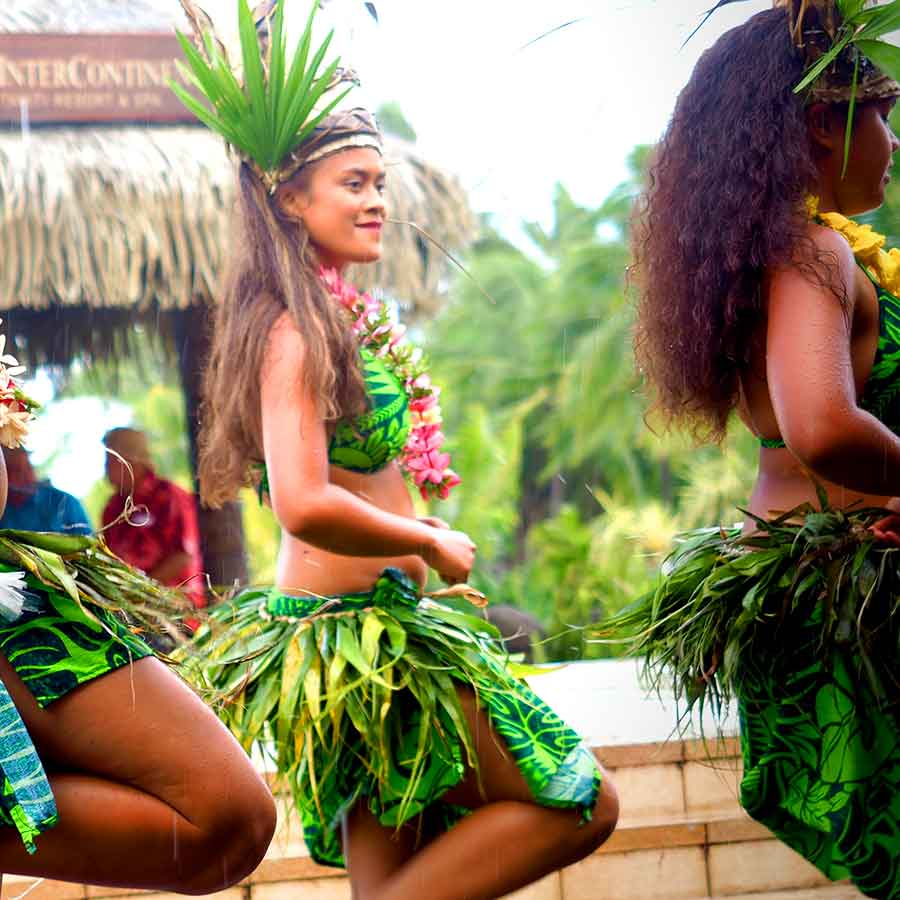 French Polynesian Culture: Music and Dance