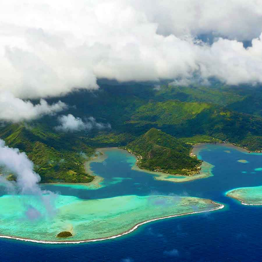 Raiatea holidays, French Polynesia