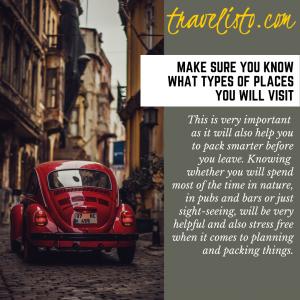 Travelisto.com Travel Tips to get travel ready 01