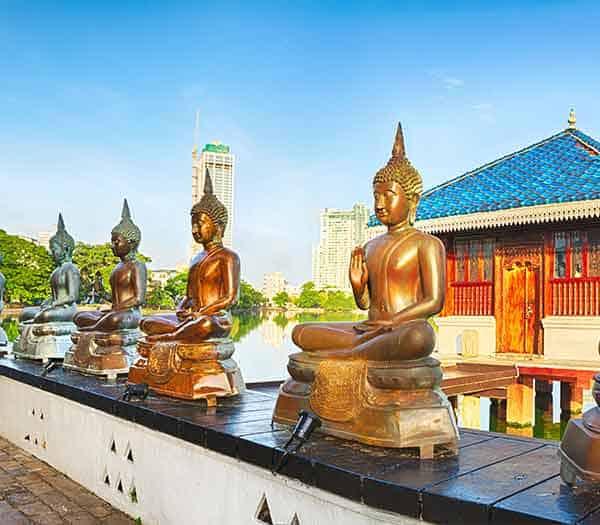 Colombo, Sri Lanka. Essential travel guide