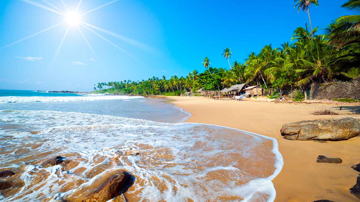 Sri Lanka Beach Holidays