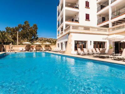 MALLORCA Hotel - Hoposa Uyal pool view