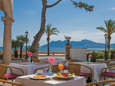 MALLORCA Hotel - Hoposa Uyal garden breakfast seaview