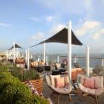 Celebrity Cruise Ship Tour Silhouette Club Lounge