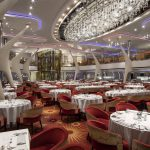 Celebrity Cruise Ship Tour Silhouette Grand Cuvee Restaurant